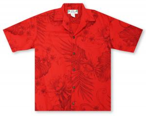Two Palms Monstera Ceres Hawaiian Shirt