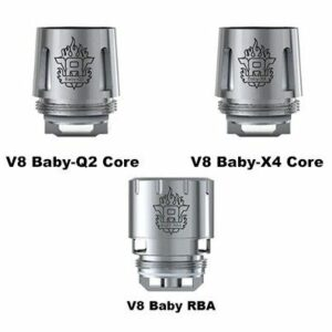 V8 Baby Beast Replacement Coil, 5 Pack