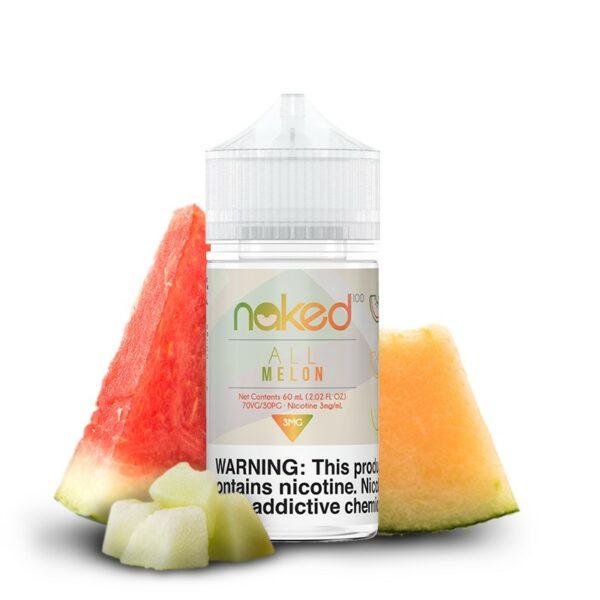 Naked 100, All Melon