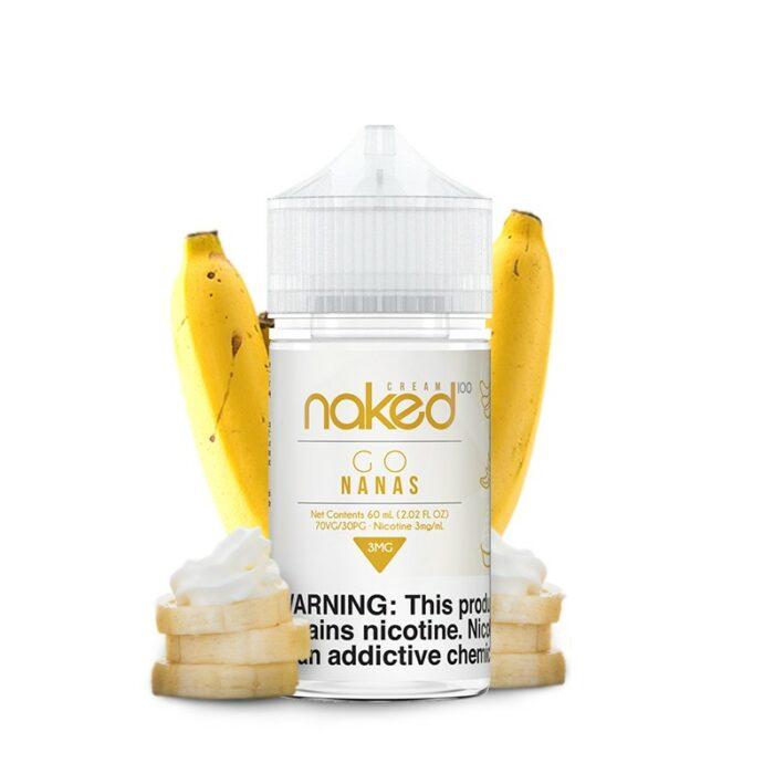 Naked 100, Go Nanas