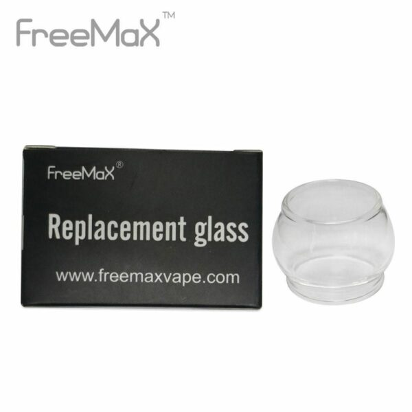 Freemax Fireluke Replacement Glass, 4mL