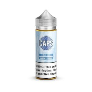 Candy Caps, Blue Razz