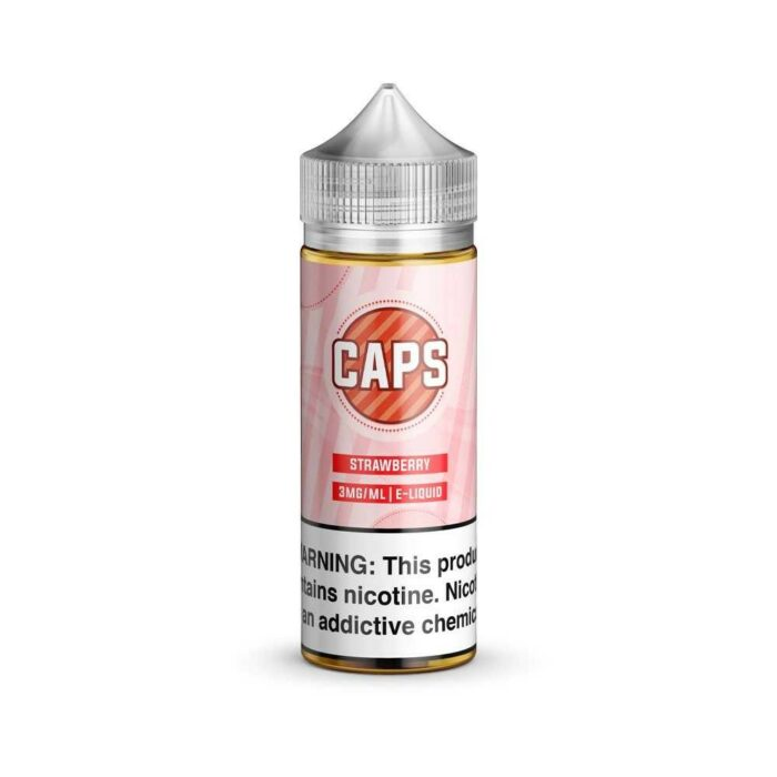 Candy Caps, Strawberry