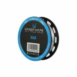 Vandyvape Nichrome 80 Wire, 30ft