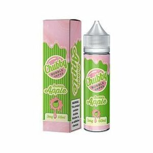 Chubby Bubble Vapes, Bubble Apple
