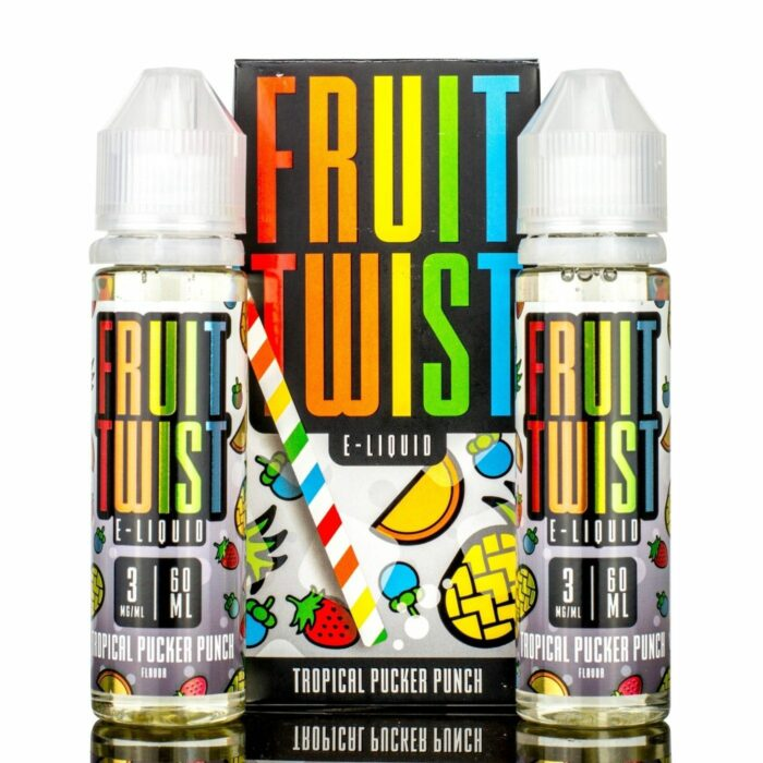Fruit Twist, Tropical Pucker Punch