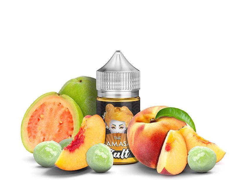 Mamasan Salt, Guava Pop