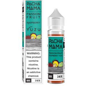 Pachamama, Passion Fruit Raspberry Yuzu