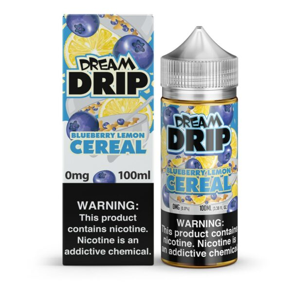 Dream Drip, Blueberry Lemon Cereal