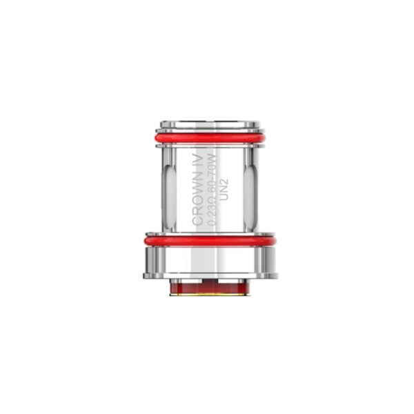 Uwell Crown V4 Replacement Coils, 4 Pack
