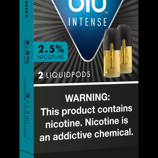MyBlu Intense Liquidpod, Tobacco Chill