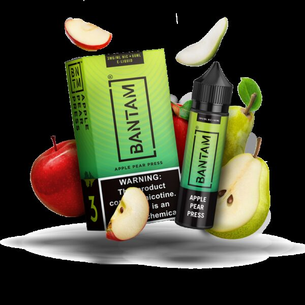 Bantam Vape, Apple Pear Press