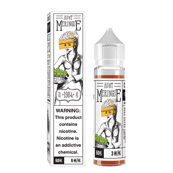 Charlie's Chalk Dust, Aunt Meringue