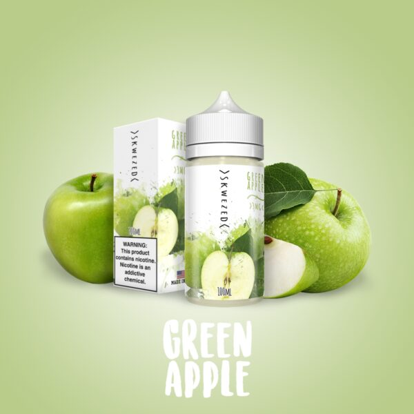 Skwezed, Green Apple