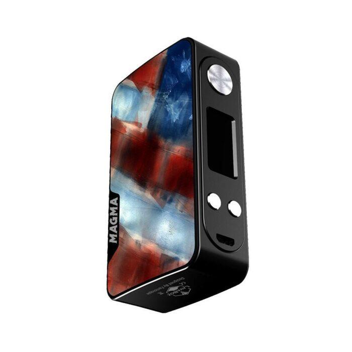 FamoVape Magma 200W Box Mod, Black Frame
