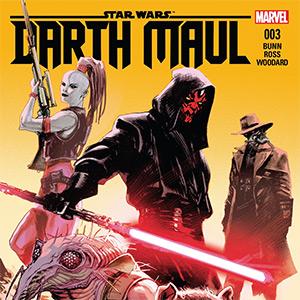 Darth Maul 1-5