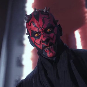 Defeat of Darth Maul proves to jedi that long-believed-extinct Sith have returned