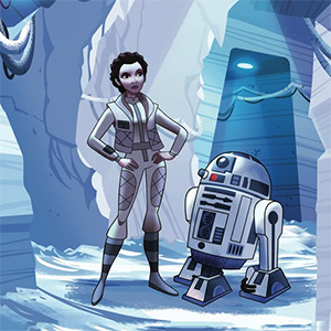 Forces of Destiny: Leia