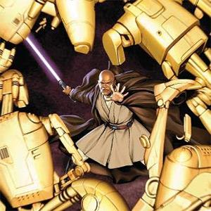 Jedi of the Republic – Mace Windu 1-5