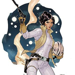 Star Wars: Princess Leia 1-5