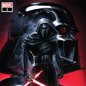 The Rise Of Kylo Ren 1-4