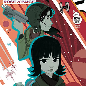 Rose and Paige