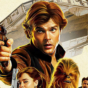 Solo: A Star Wars Story (Starts here. Takes place over 3 standard years)