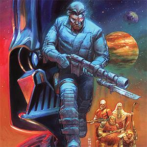 Target Vader 1-6