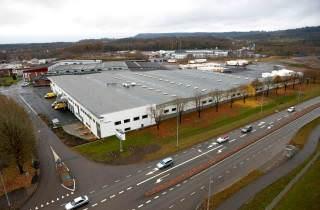 Skövde Logistic Center