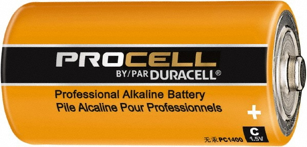 Duracell PC1400 Duracell Alkaline C PC1400 Single