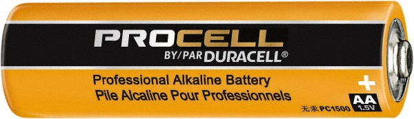 Duracell PC1500 Duracell Alkaline AA PC1500 Single