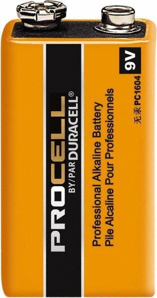Duracell PC1604 Duracell Alkaline 9V PC1604 Single