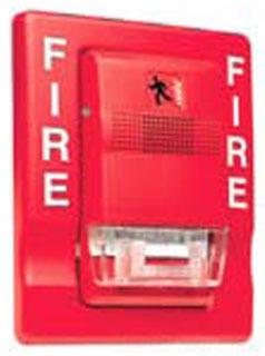 Edwards Signaling EG1RT-FIRE EDWARDS SIGNAL EG1RT-FIRE