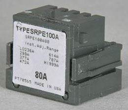 General Electric Company SRPF250A125 GE SRPF250A125