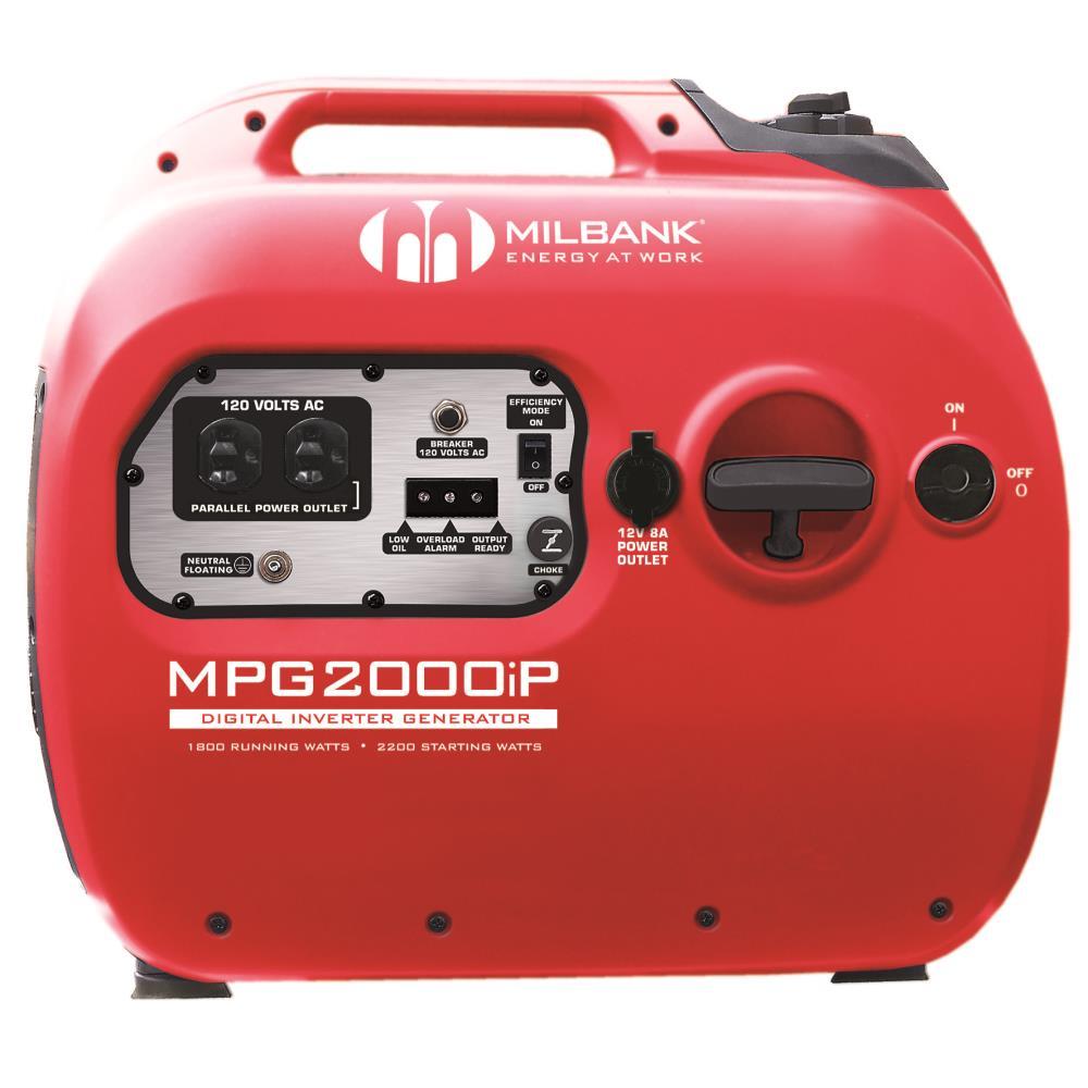 Milbank MPG2000IP Milbank MPG2000IP
