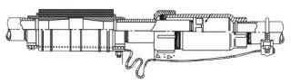 O-Z-Gedney AXDX-125 OZ-GEDNEY AXDX-125