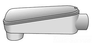 O-Z-Gedney LB6X-125MG OZ-GEDNEY LB6X-125MG