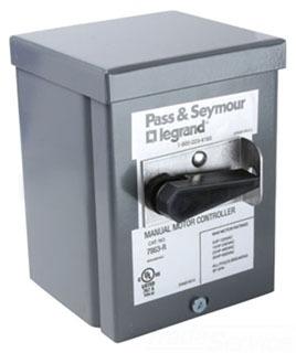 Pass & Seymour 7862R PASS & SEYMOUR 7862R