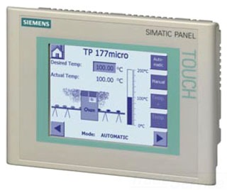 Siemens 6AV66400CA110AX1 SIE 6AV66400CA110AX1