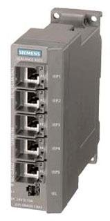 Siemens 6GK50050BA001AA3 SIE 6GK50050BA001AA3