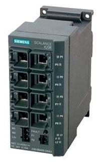 Siemens 6GK5208-0BA10-2AA3 SIE 6GK5208-0BA10-2AA3