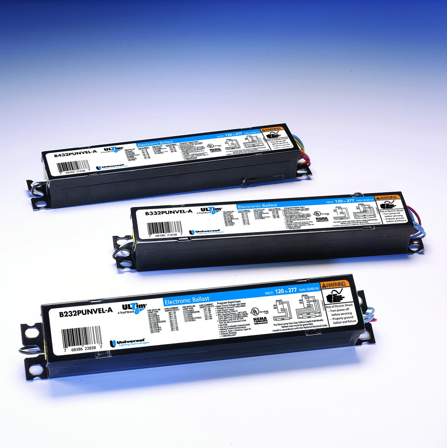 Universal Lighting Technologies B234SR120M-A000I UNIVERSAL LIGHTING TECH B234SR120MA000I