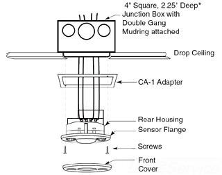Wattstopper CA-1 WATTSTOPPER CA-1