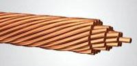 Wire, Cable & Cords BARE-SD-1-19STR-CU-1R COPPER BUILDING WIRE BARE-SD-1-19STR-CU-1R