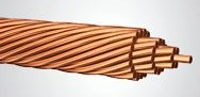 Wire, Cable & Cords BARE-SD-4/0-19STR-CU-1R COPPER BUILDING WIRE BARE-SD-4/0-19STR-CU-1R