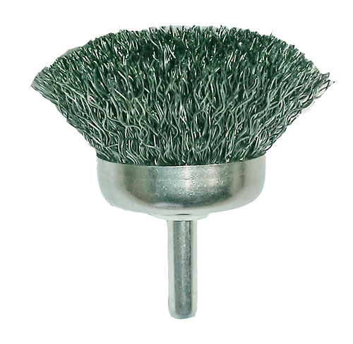 7215-2804-020C CRIMPED WIRE CUP BRUSH