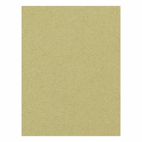 3M™ 663X Lapping Film Sheet, 11 in L x 9 in W, 60 u/Very Fine, Amber, Diamond Abrasive