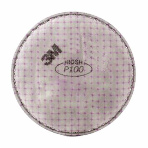 3M™ 2296 Advanced Particulate Filter With Nuisance Level Acid Gas Relief, Magenta