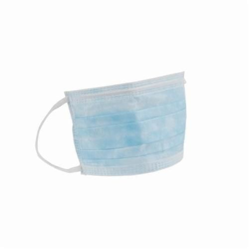 blue disposable mask