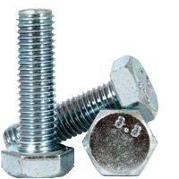 3//8-16 Hex Bolts Stainless Steel Cap Screws Partially Threaded 4/& 7 inch Long